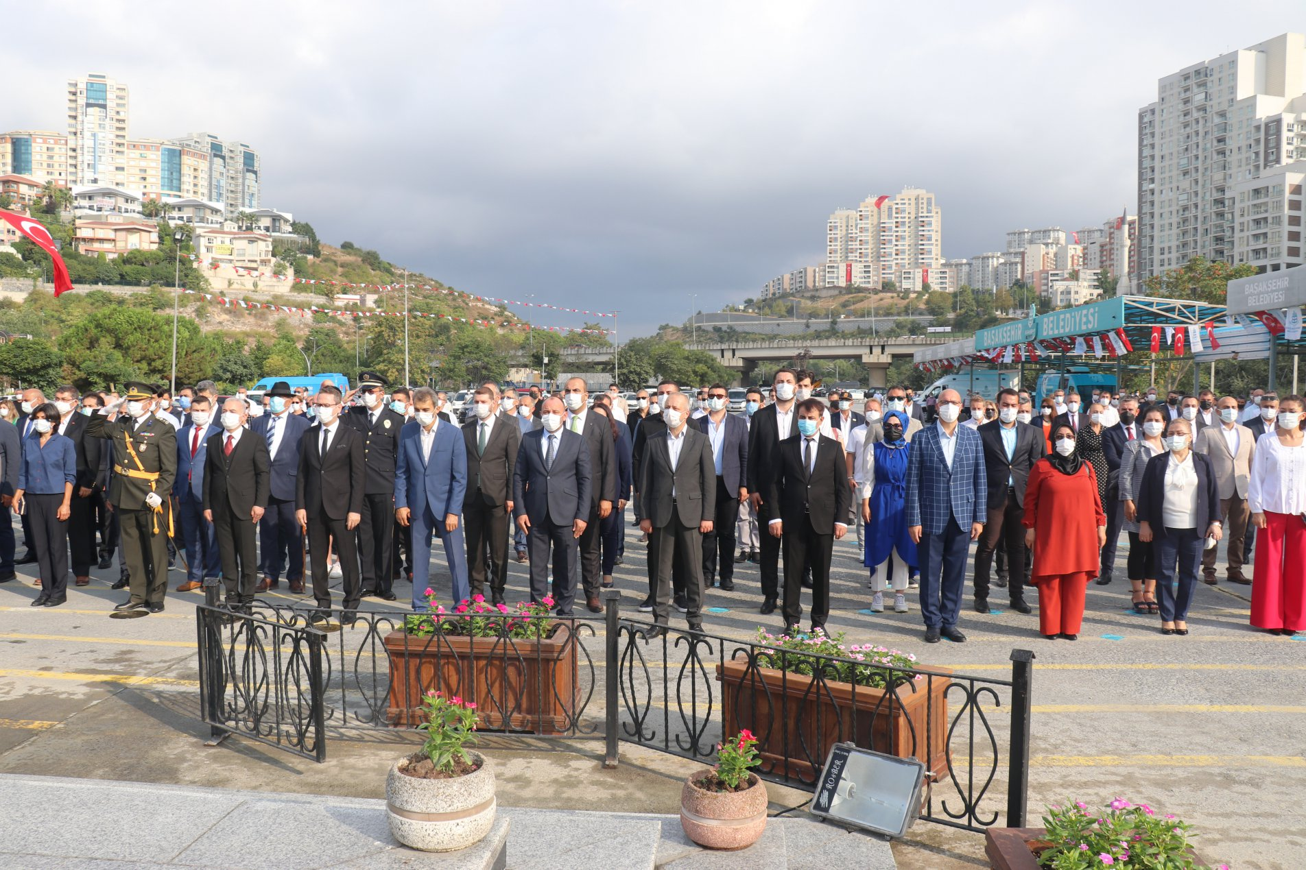 30 Ağustos Zafer Bayramı gurur ve coşkuyla kutlandı.