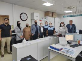 Ak Parti İstanbul Milletvekili Zabıtaları Ziyaret Etti