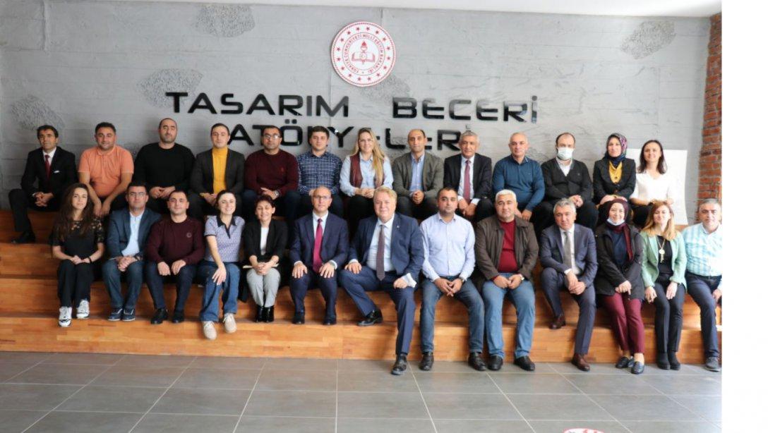 TÜRKİYE-AZERBAYCAN MESLEKİ EĞİTİM İŞ BİRLİĞİ PROTOKOLÜ