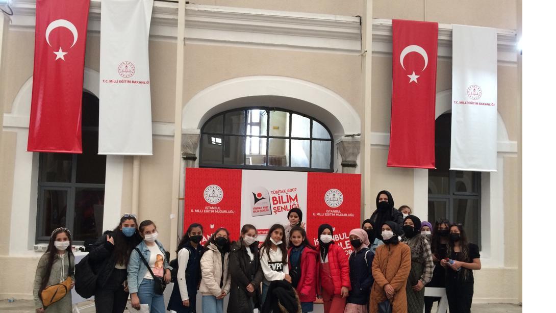 İstanbul Bilimle Şenleniyor