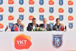 Başakşehir Spor Kulübü YKT Filo ile sponsorluk anlaşması imzaladı